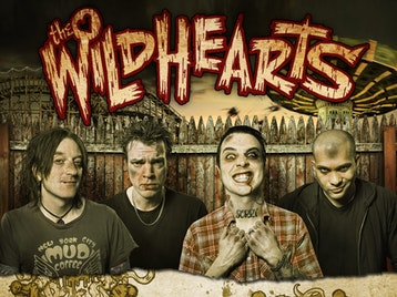 The Wildhearts + Hey! Hello! + Von Hertzen Brothers picture