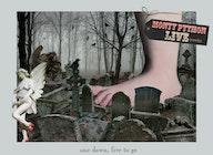 Monty Python artist photo
