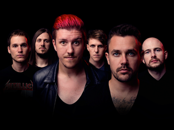 The Blackout + Sonic Boom Six picture