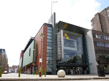 Birmingham Hippodrome venue photo