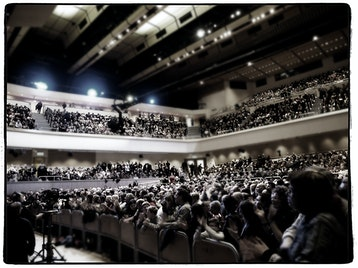 Royal Concert Hall venue photo