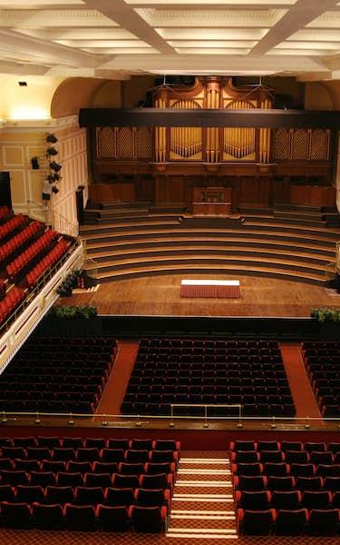 O2 City Hall Newcastle Events