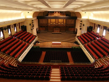 Newcastle City Hall venue photo