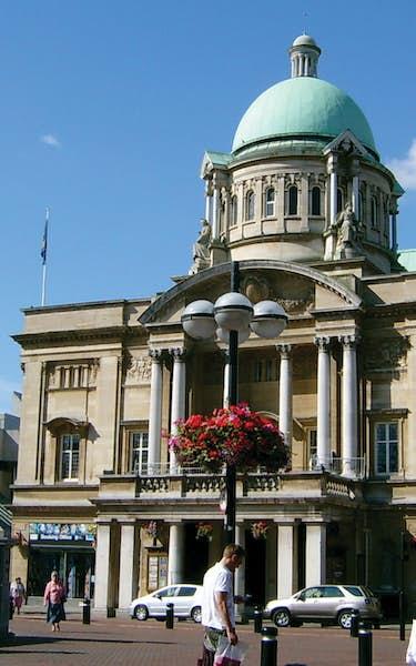 Hull City Hall Events