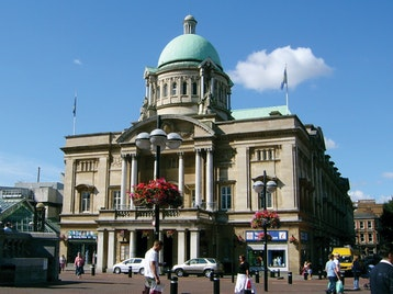 City Hall venue photo