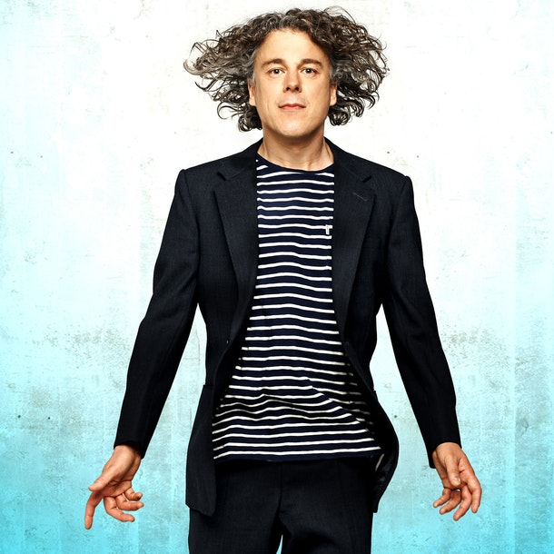 Alan Davies Tour Dates