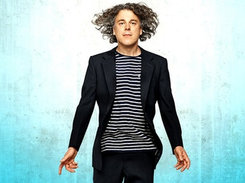 Life Is Pain: Alan Davies picture