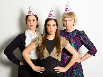 Birthday Girls artist photo