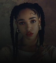 FKA Twigs artist photo