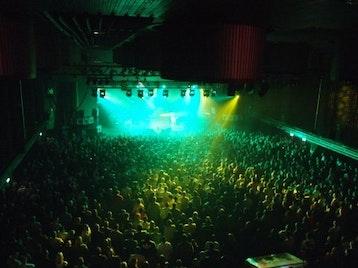 Motherwell Civic Centre venue photo