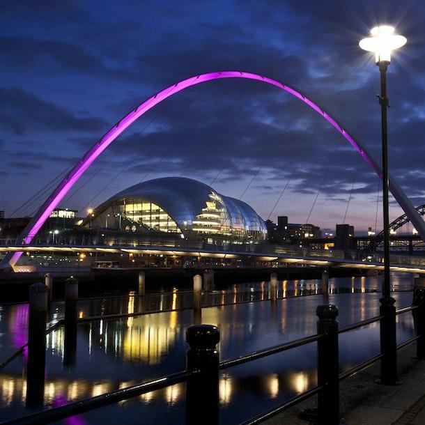 Sage Gateshead Events