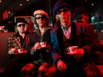The Bermondsey Joyriders artist photo