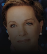 Dame Julie Andrews artist photo