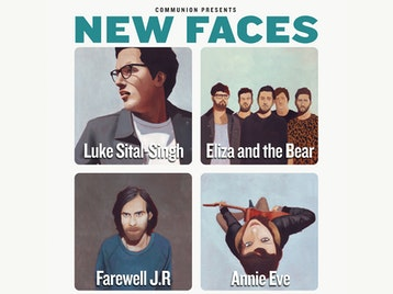 Picture for Communion - New Faces Tour