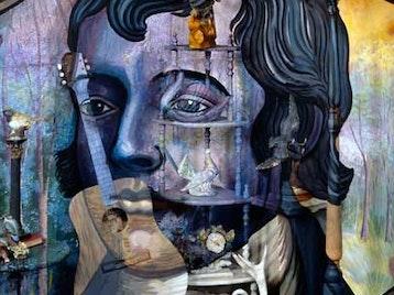 Burns: Visual Representations: Calum Colvin, Murdo Macdonald, Sheilagh Tennant picture