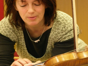 Meet The Fiddle: Gica Loening, Jenny Gardner picture