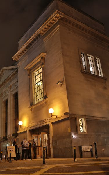 Islington Assembly Hall Events
