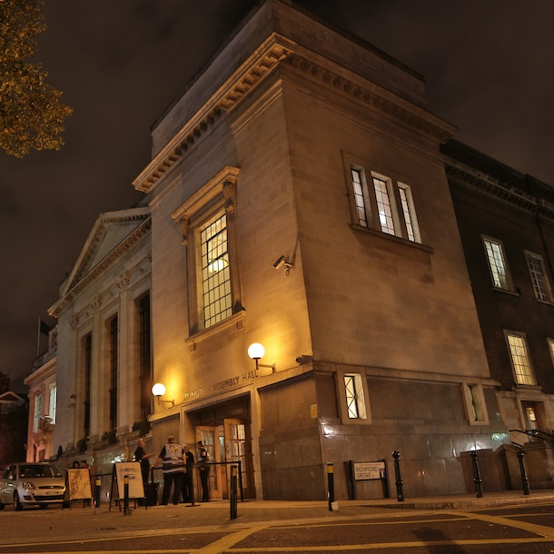 Islington Assembly Hall Events