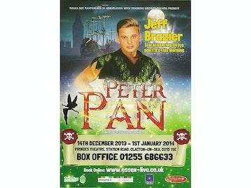 Peter Pan: Polka Dot Pantomimes, Jeff Brazier picture