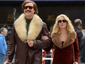 Film promo picture: Anchorman 2: The Legend Continues