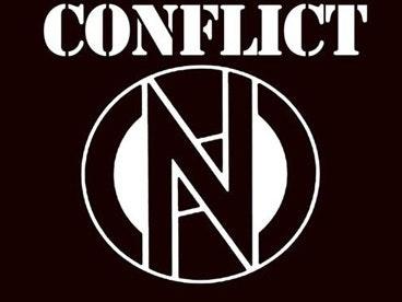 Conflict Tour Dates
