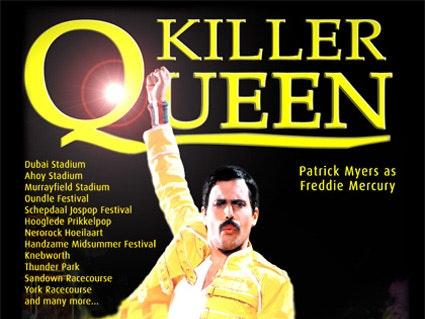 Killer Queen Tour Dates