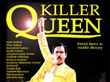 Killer Queen Tribute Band Tour Dates