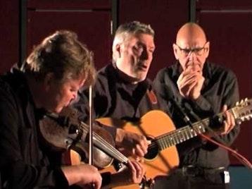 Steve Tilston Trio artist photo