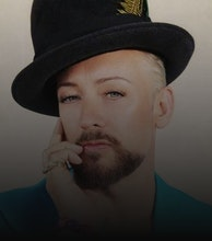 Boy George artist photo