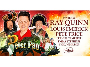 Peter Pan: Ray Quinn picture