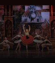 Moscow City Ballet artist photo