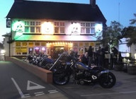 The Victoria Bikers Pub artist photo