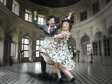 Finding Joy: Vamos Theatre picture
