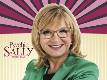 Psychic Sally On The Road: Sally Morgan picture