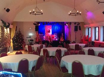 Saints Rooms venue photo