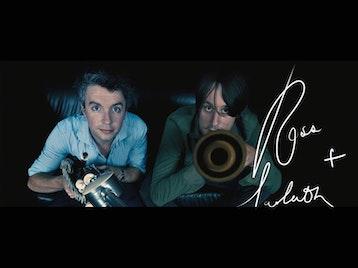 Ross Ainslie & Jarlath Henderson artist photo