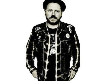 Danny George Wilson artist photo