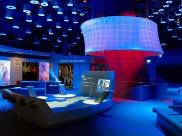 The O2 Bubble Exhibition Space venue photo
