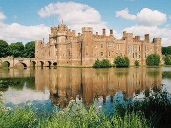 Herstmonceux Castle venue photo