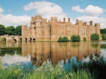 Herstmonceux Castle venue photo