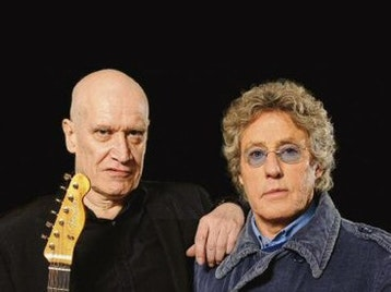 Wilko Johnson + Roger Daltrey picture