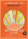 Flyer thumbnail for Future Rock: West of The Sun + Columbia + Judy Shire + The Devil's Daughter