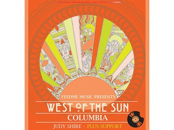 Future Rock: West of The Sun + Columbia + Judy Shire + The Devil's Daughter picture
