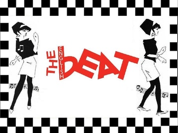 The Beat Starring Dave Wakeling artist photo