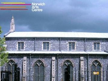 Norwich Arts Centre venue photo