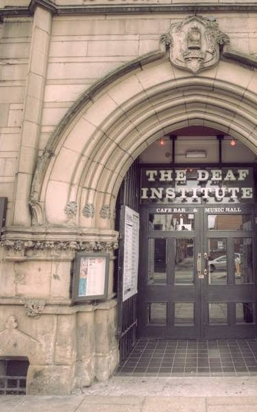 The Deaf Institute Events