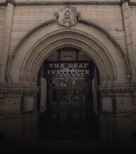 The Deaf Institute artist photo