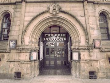 The Deaf Institute venue photo