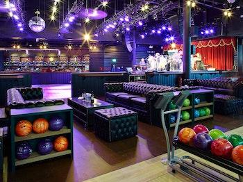 Brooklyn Bowl London venue photo