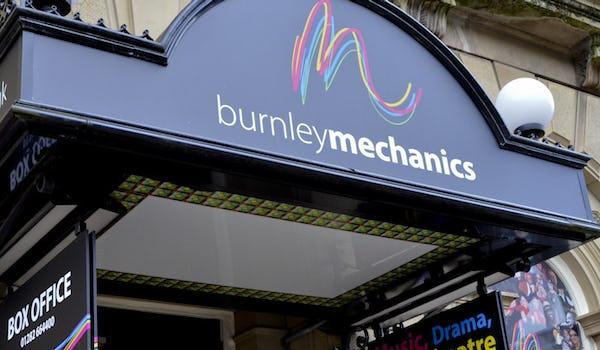 Burnley Mechanics Theatre Events